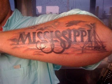 mississippi tattoo picture at checkoutmyink com