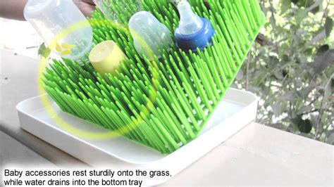 boon toys grass countertop drying rack review
