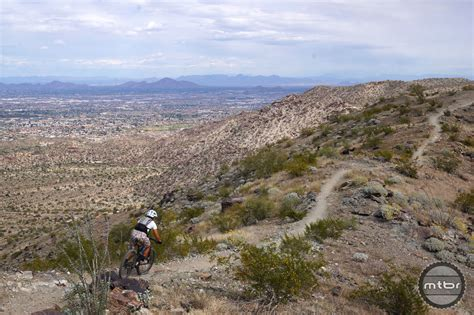 south mountain trail trail report top riding locales in phoenix arizona