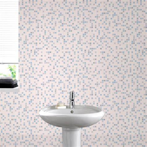 wallpaper suitable for bathrooms uk graham brown blue checker bathroom wallpaper victorian