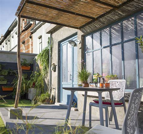 Merveilleux Maison De Jardin Leroy Merlin #1: terrasse_couverte_canisse_leroy_merlin.jpg