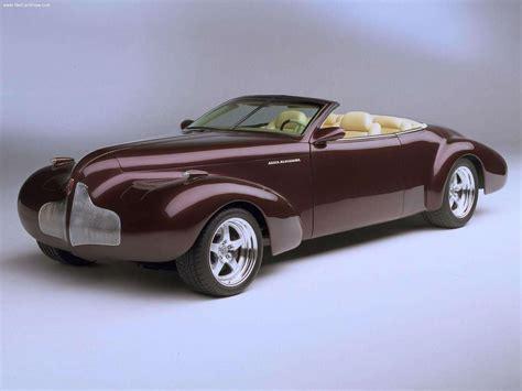 Buick Blackhawk Concept (2001)