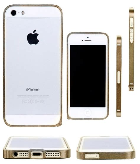 Kesing Housing Cassing Apple Iphone 6g bumper high quality metal cover for apple iphone 6g golden