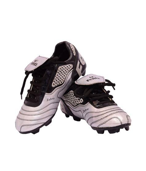 fenta football shoes fenta gray football shoes price in india buy fenta gray
