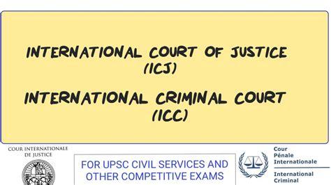 justice the international criminal court in a world of power politics books international court of justice icj international