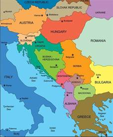 south of europe map south europe map thefreebiedepot