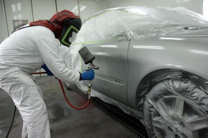 Auto Painter by Work Repairs Newcastle 0191 483 8909 Id Coachworks Specialists