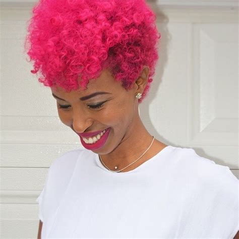 tinted short afro hair short trendy hairstyles the haircut web