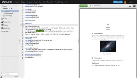 best latex editor best latex editor 33 latex editors reviewed for linux nerds