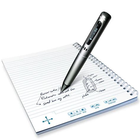 Livescribe Smartpen Flytop For Grown Ups by Smartpen Techfinder
