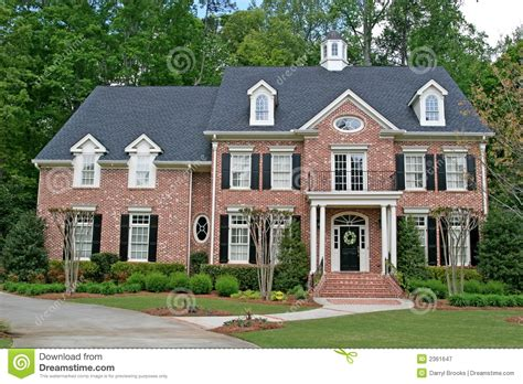 house plans for 2 story homes 2 story brick homes two story brick house beautiful 2 story brick house plans