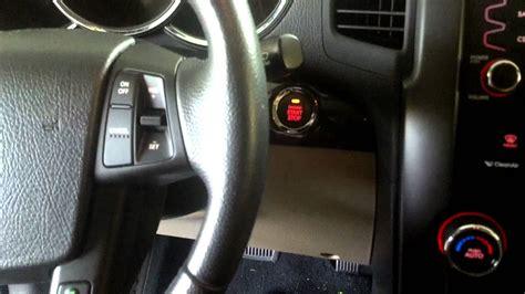 Kia Picanto Starting Problems 2011 Kia Sorento No Start Won T Start Push Button