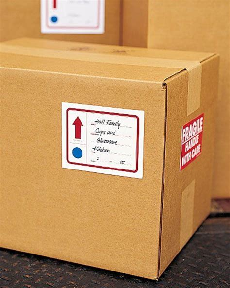 moving box labels template moving to do list goodthink inlincoln