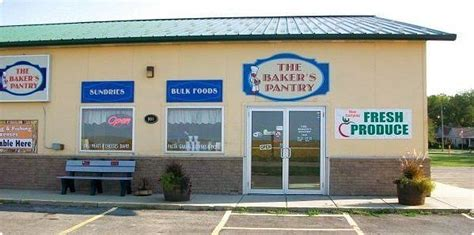 bakers pantry bulk foods groceries deli dallas center 515 992 3308