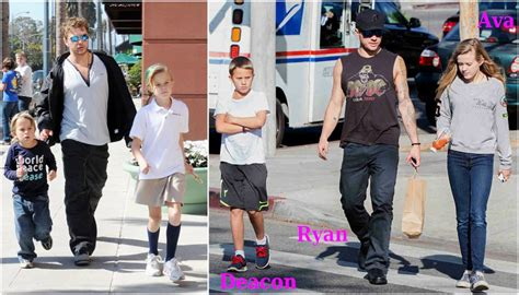 ryan phillippe child reese witherspoon her three beautiful look alike kids