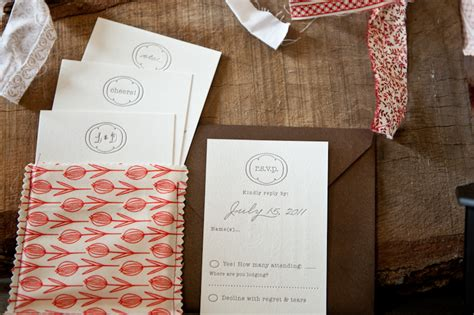country elegance wedding invitations francelle s country elegance fabric pocket wedding