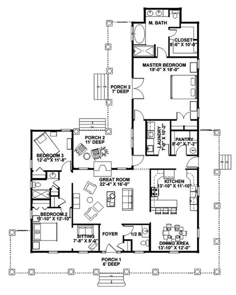 harrahill traditional home plan 055d 0031 house plans image gallery house plans and more
