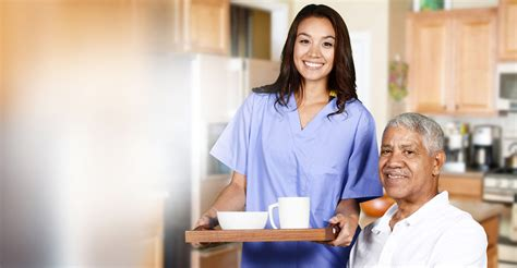 in home care services for elders and disabled in