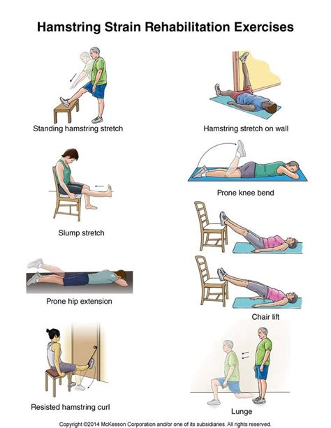 25 best ideas about hamstring pull on