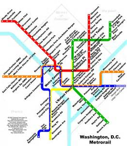 washington dc subway map pdf washington d c metro map visual ly