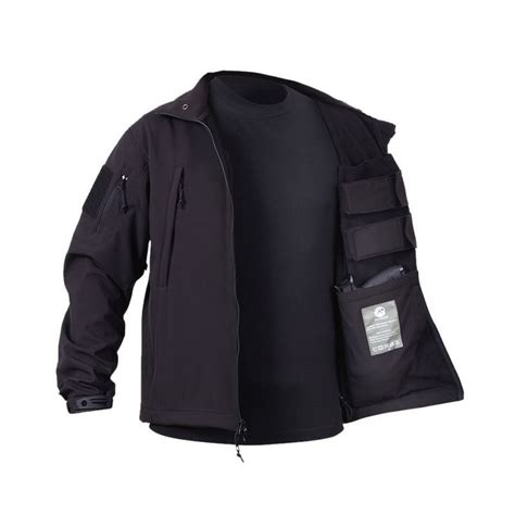 Hoodie Spanyol Hitam 1 concealed carry soft shell jacket drop line the o jays nine d urso and concealed carry