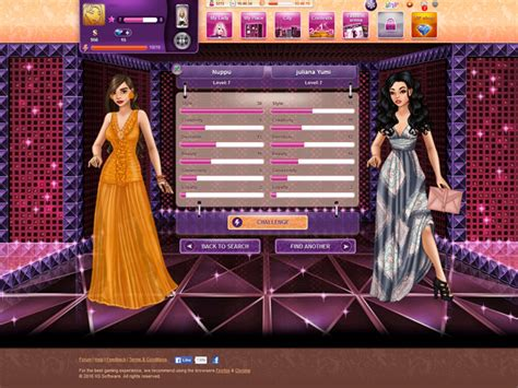 Fashion Arinan screenshots of popular fashion arena free play free