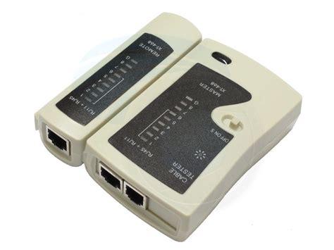 Lan Tester Rj45 Rj11 Dks network patch cable tester ethernet telephone lan rj11 rj12 rj45 cable ebay