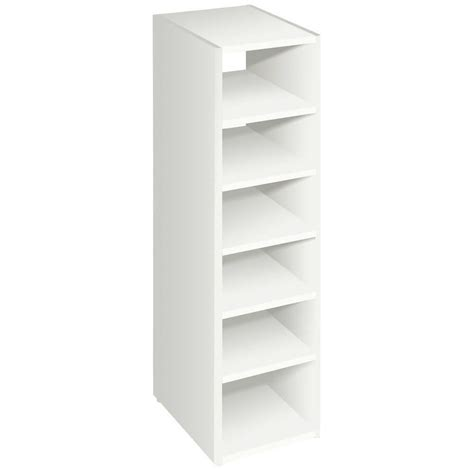 Closetmaid 12 Shelf Closetmaid Stack A Shelf 28 Images Shop Closetmaid 30