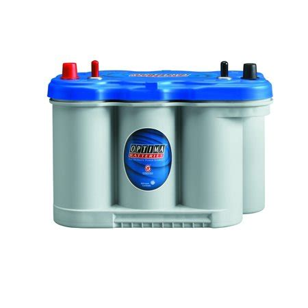 optima boat battery optima blue top d27m deep cycle marine battery walmart