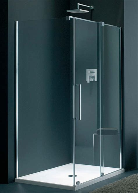 1200 Shower Door Lakes Italia Novara Frameless Sliding Shower Door 1200 Silver