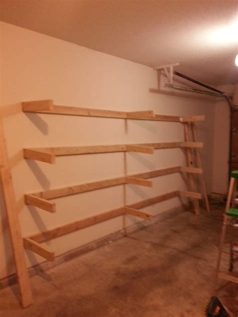 Diy Garage Shelves by Diy Garage Shelves Imgur Home