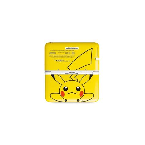 New 3ds Xl Pikachu Yellow Edition New buy nintendo 3ds ll xl pikachu yellow limited edition brand new 3ds japanese import