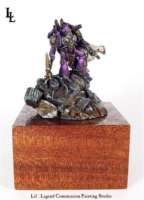 Comfort Heresy by Eidolon Lord Of The Emperor S Children Commission