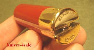 kershaw shotgun shell knife knives 4sale vintage kershaw 12 shotgun shell