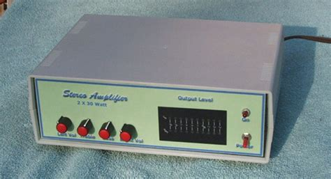 Kit Tone Stereo Well 007s wolfden press electronics