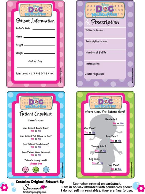 Doc Mcstuffins Worksheets by Doc Mcstuffins Ideas Brownie Bites