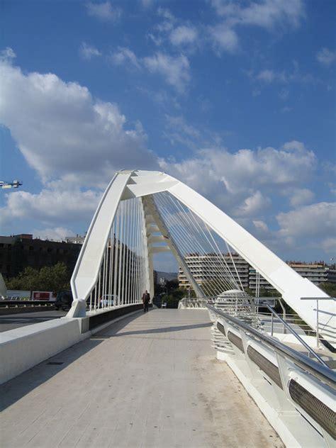 calatrava ba ad classics bac de roda bridge santiago calatrava archdaily