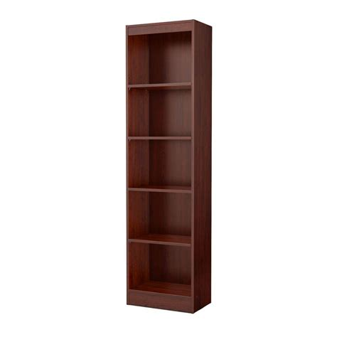 south shore furniture bookcases freeport 5 shelf narrow