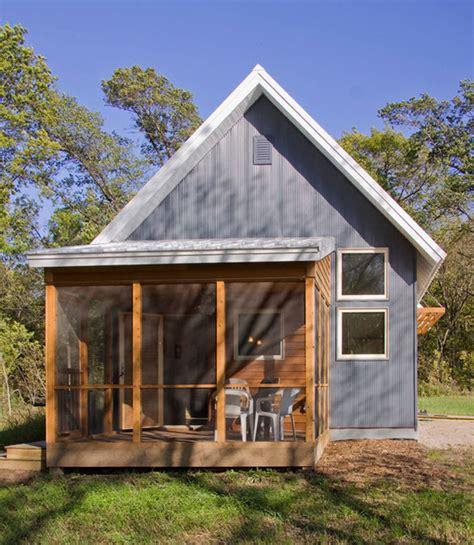Barn Home Bug O small house ecodeep