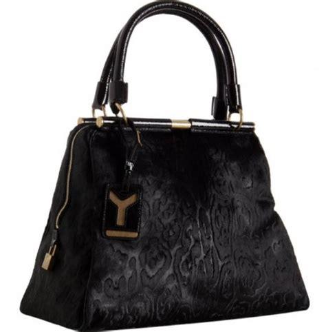 Yves Laurent Majorelle Bag by Yves Laurent Calf Hair Majorelle Bag Purseblog