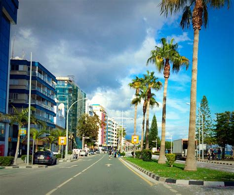 City Of Exploring Cyprus City Of Limassol