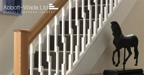 pin  abbott wade staircases  timber staircase