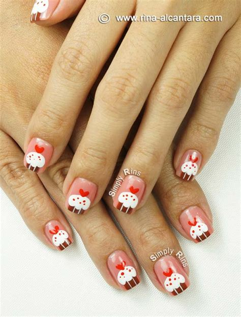 tutorial nail art love 35 fabulous valentine nail art ideas