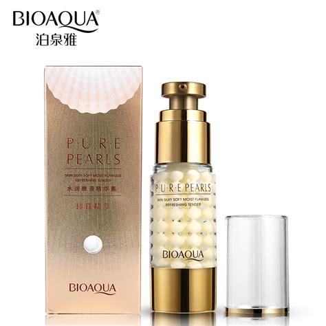 Bioaqua Pearls Lotion Anti Aging bioaqua brand pearl collagen hyaluronic acid
