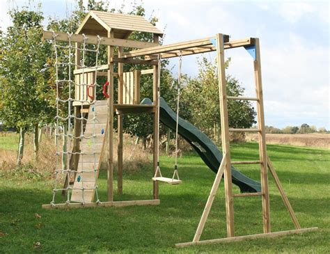 swing climbing frame action monmouth monkey climbing frame with monkey bars