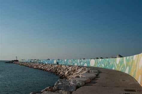 maree porto levante nelle marche un itinerario lungo la costa