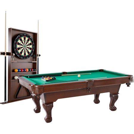pool tables for sale walmart barrington 90 inch ball and claw leg billiard pool table
