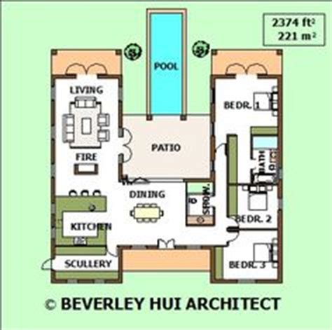 l shaped house plans with pool in middle 1000 ideas about container home plans on pinterest