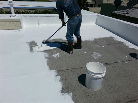 Patching Material Flat Roof Repair Silicone Roof Coatings