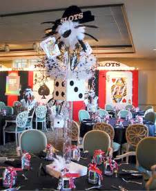 White Party Decorations Casino Theme Event The Prop Factory Flickr